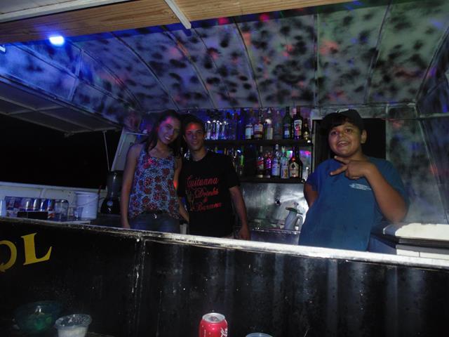 O Guituana Drinks estava presente